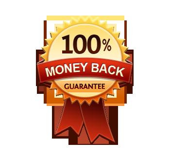 100% Geldteruggarantie